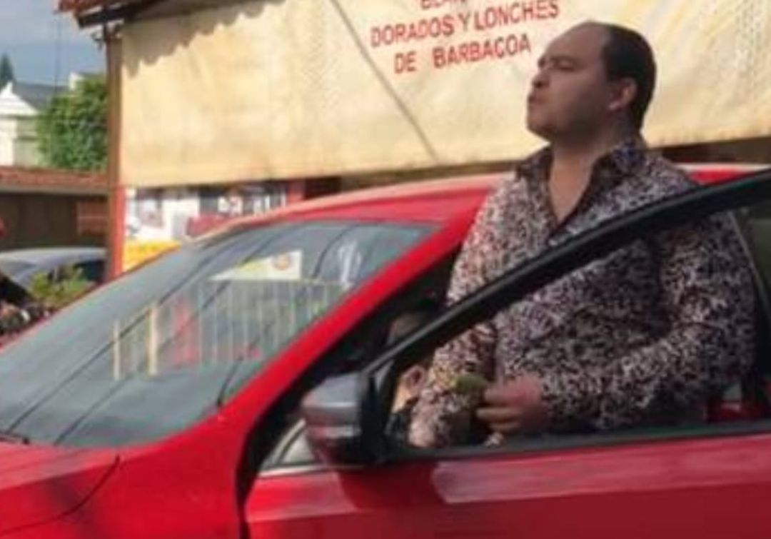 Tras altercado vial, destituyen a #LordJudicatura