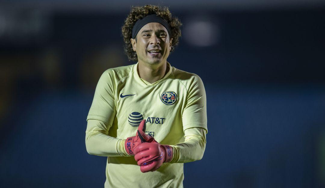 Guillermo Ochoa quiere jugar su quinta Copa del Mundo