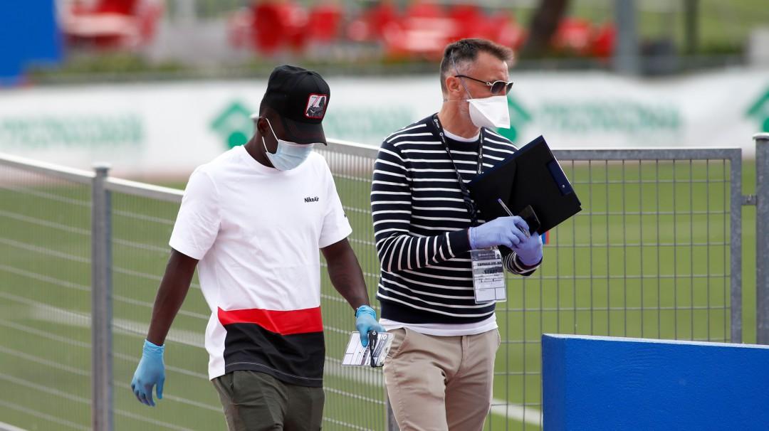 La Liga de España confirmó 5 casos de Covid-19