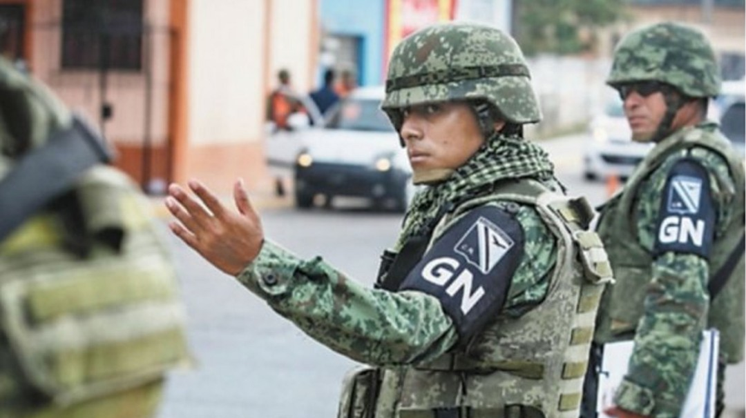 """""""Militarización y centralización de la seguridad pública es un error"""""""
