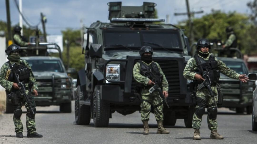 Fracaso de la GN al poner al ejército en las calles