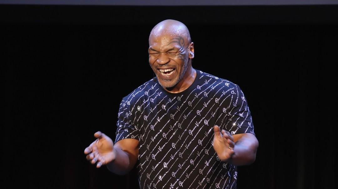 El impresionante entrenamiento de Mike Tyson