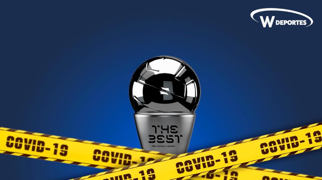 """Suspendidos los premios """"The Best"""""""