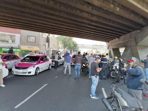 Taxistas regulares solicitan apoyo por emergencia