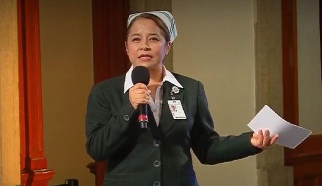 Miedo e ignorancia son mala combinación: Enfermera