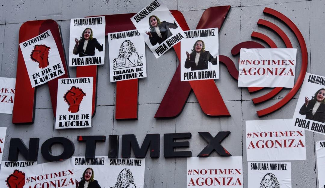 Activistas exigen investigar ataques de Notimex contra periodistas