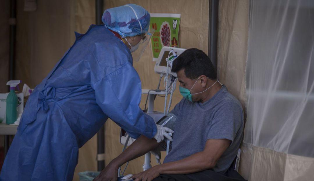 Suman 4,767 muertos y 45,032 contagios por COVID-19