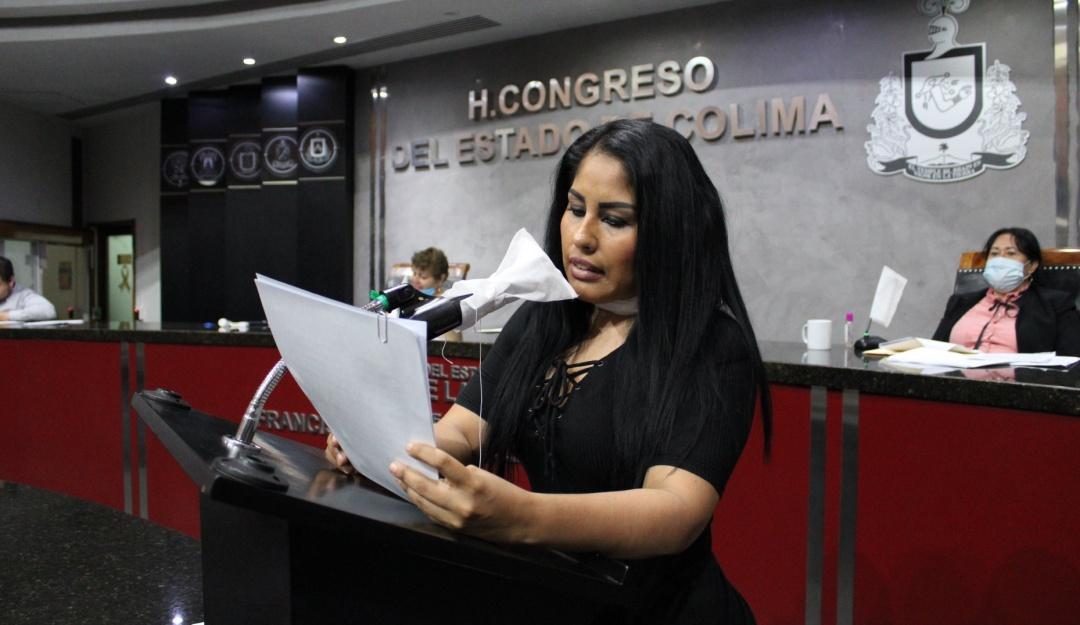Pide Cámara de Diputados encontrar con vida a legisladora local de Colima