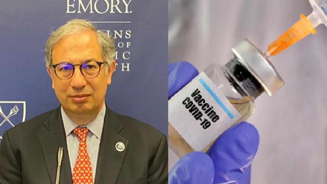 Nunca se había tenido una vacuna en tan corto tiempo: Carlos del Río