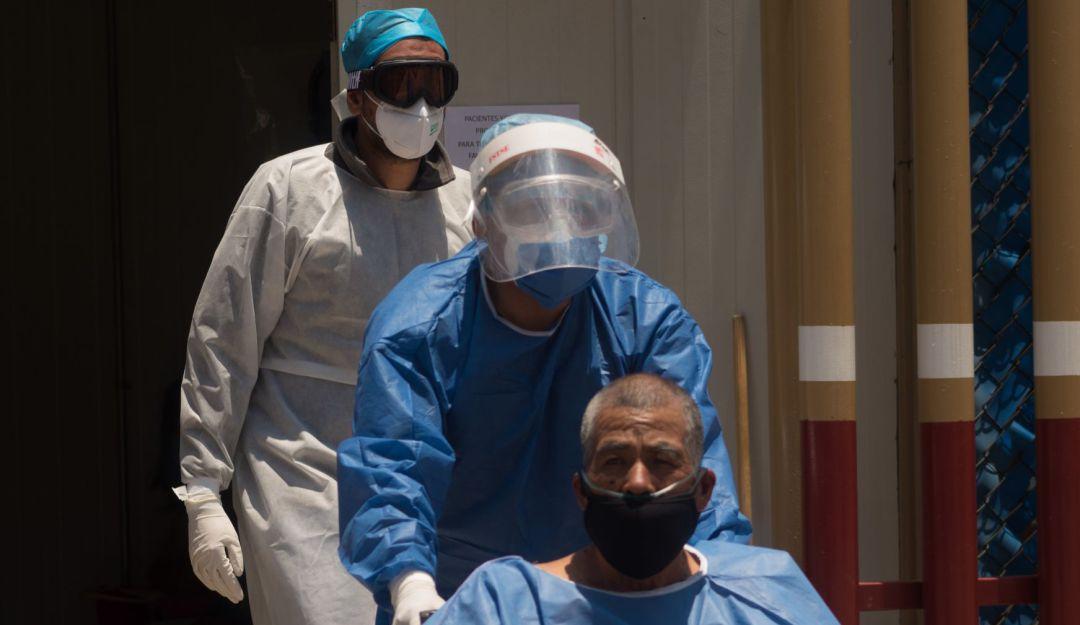 Reportan 11,767 casos activos y 5,666 muertes por COVID-19