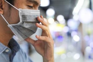 No tocarse la cara con las manos sucias, sobre todo nariz, boca y ojos