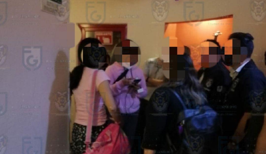 Personal del IMSS víctimas de extorsión regresan al hotel