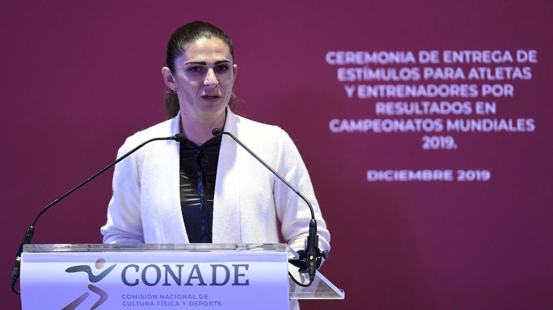 Acusan a Ana Gabriela Guevara de delito de extorsión
