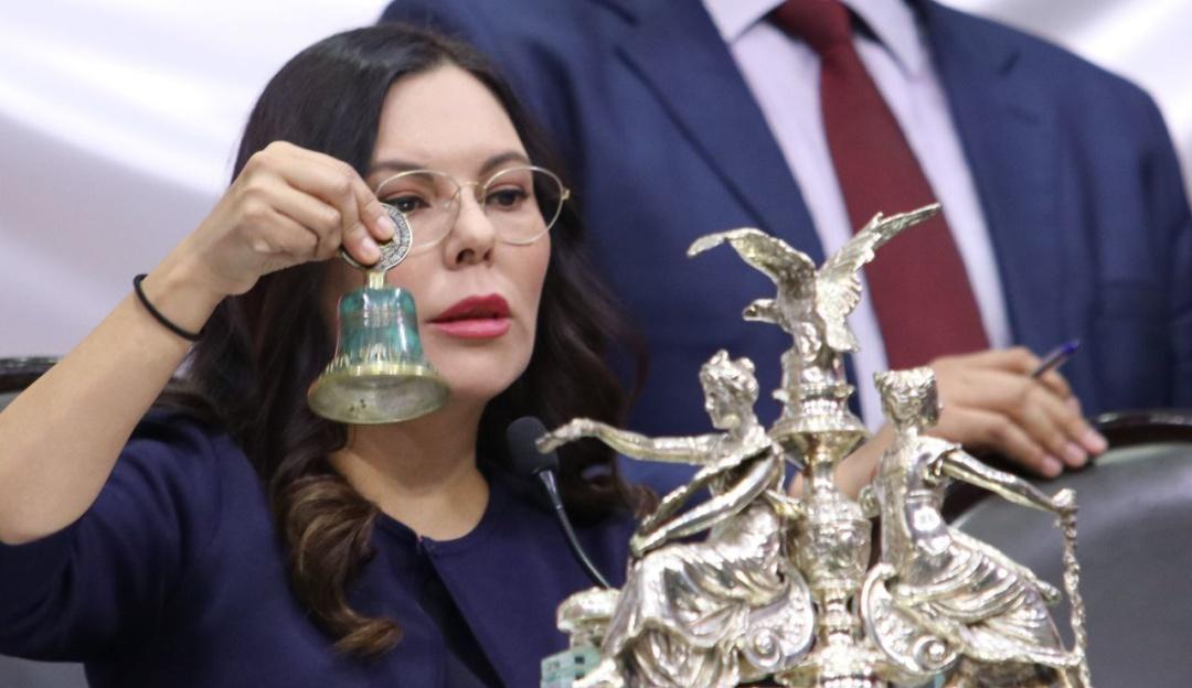 """Insiste Laura Rojas en """"ingreso vital"""" a desempleados por pandemia"""