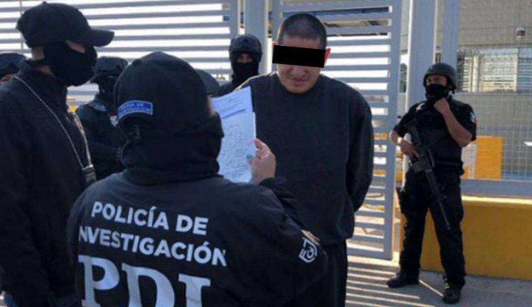 """Imputan a """"El Lunares"""" otro delito por delincuencia organizada"""