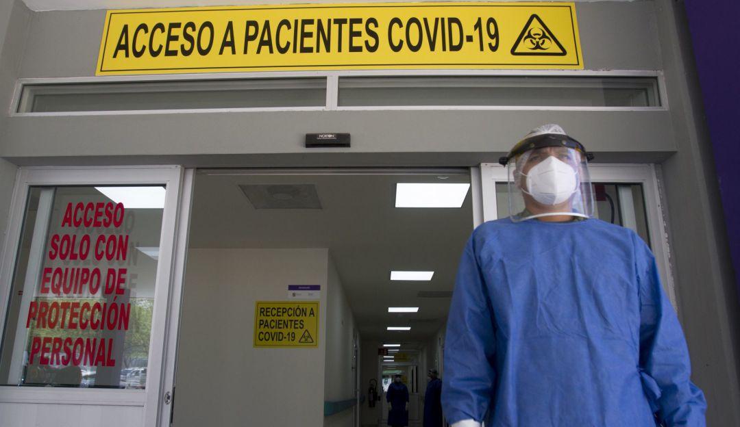 Disminuye ocupación hospitalaria por COVID-19 en CDMX: Sheinbaum