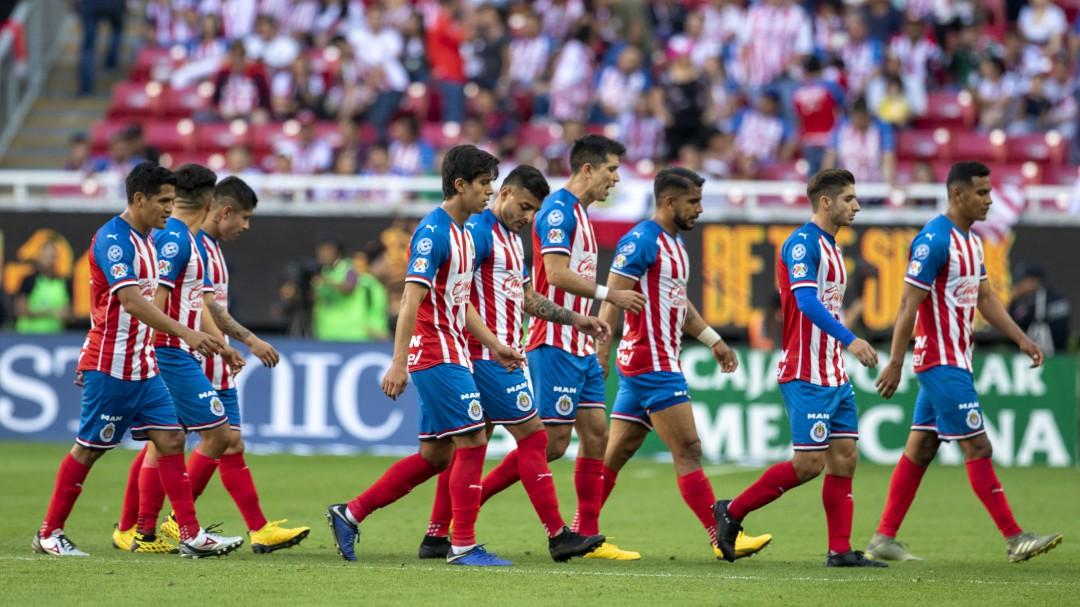 Las Chivas reportan un caso de Coronavirus en su club