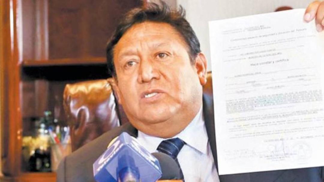 Fallece presidente municipal de Tultepec