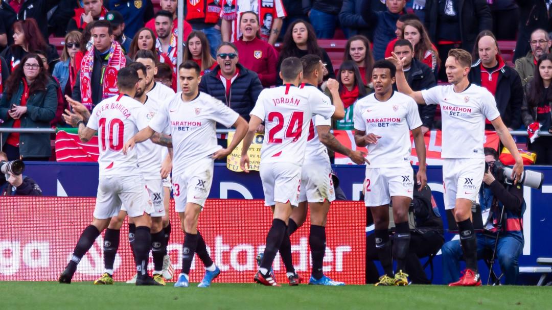 Sancionados jugadores del Sevilla por hacer fiesta clandestina