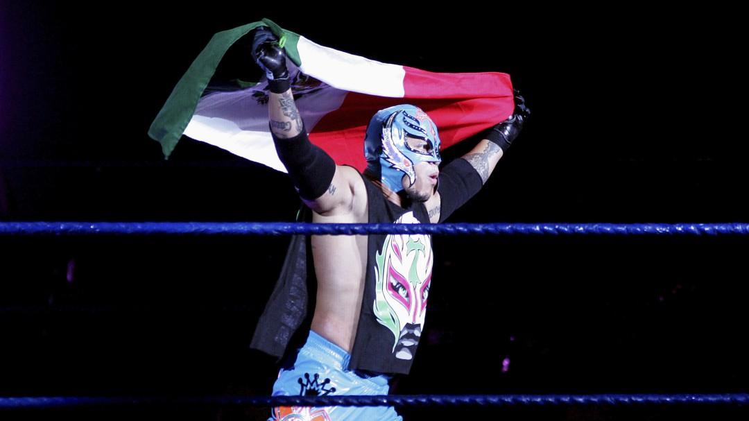 WWE anuncia retiro de Rey Misterio