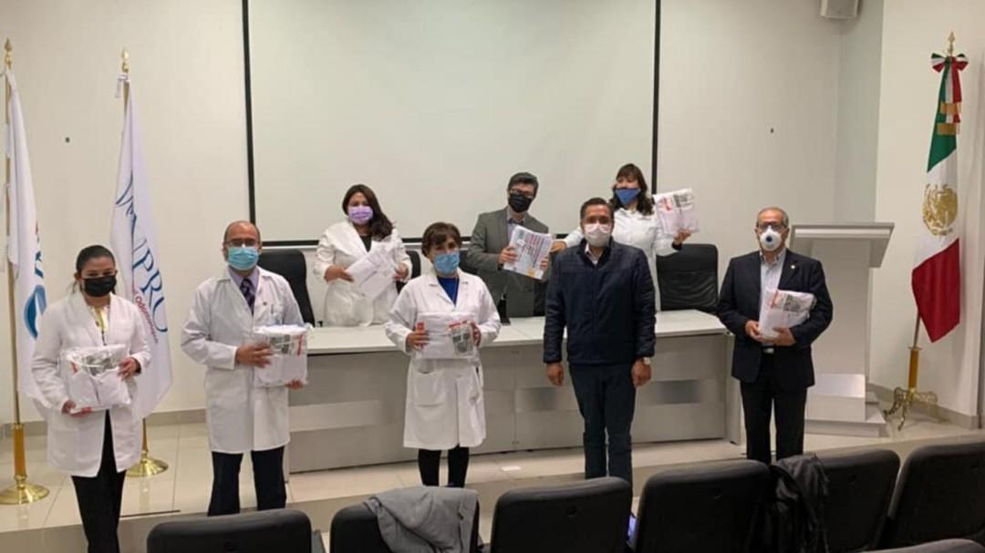 Denuncian a secretario y a ediles de Toluca por lucrar con pandemia