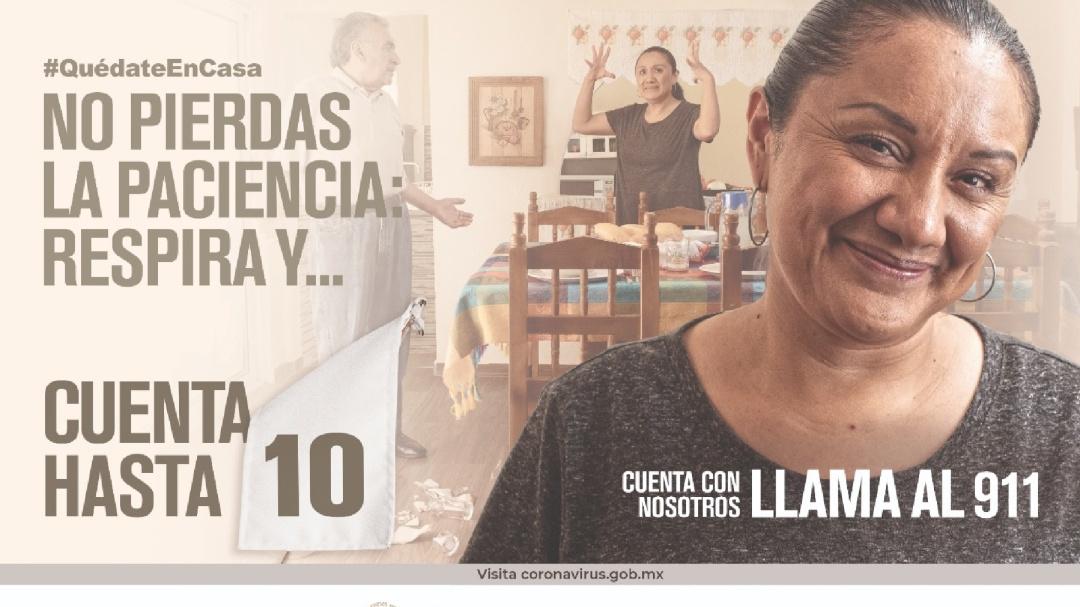 Reprueban diputadas federales campaña #CuentaHasta10