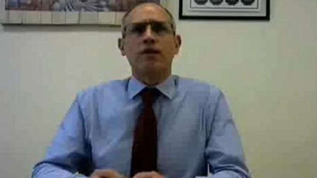 Gatelll en el banquillo del Congreso virtual