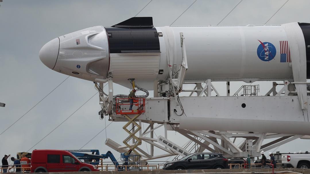 SpaceX y la NASA: dónde ver el lanzamiento del cohete tripulado privado