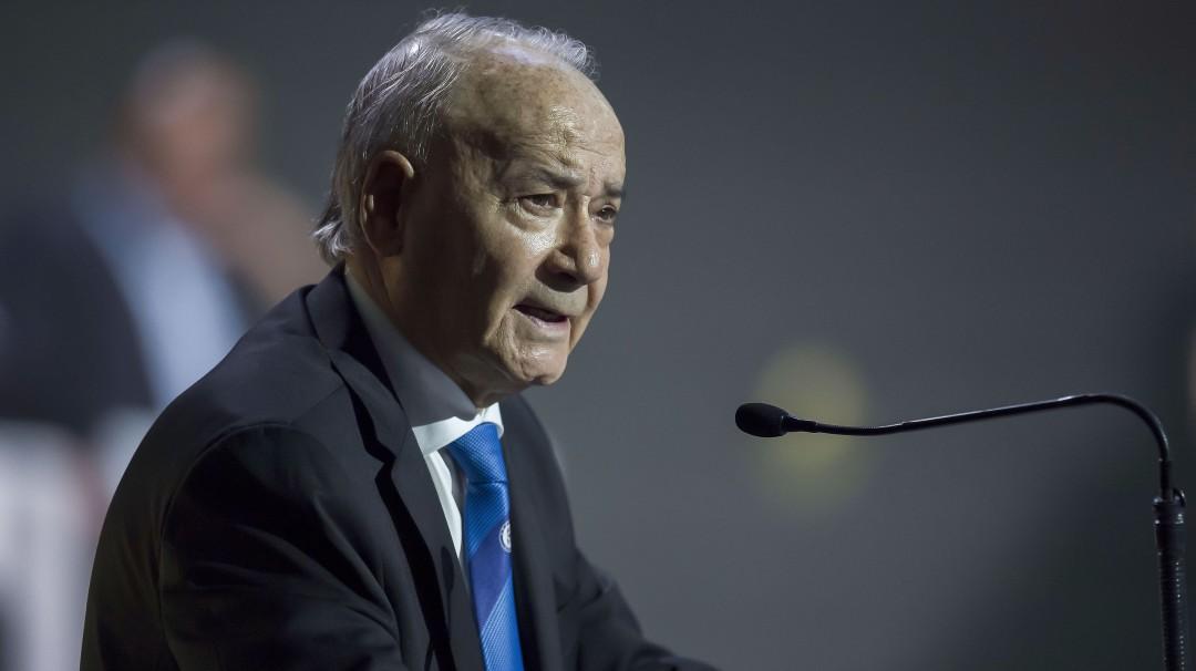 Hacienda congeló cuentas de Guillermo Álvarez del Cruz Azul
