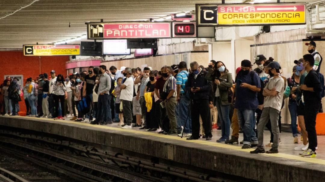 No se prevén aglomeraciones en el Metro al regresar a la nueva normalidad