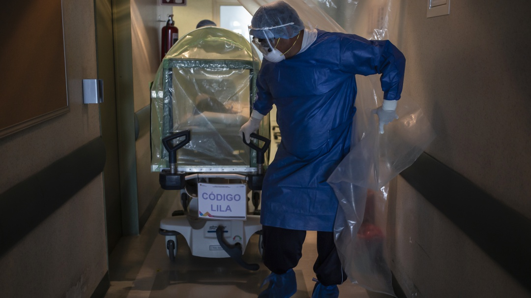 COVID-19: México se acerca a las 10 mil defunciones por nuevo coronavirus