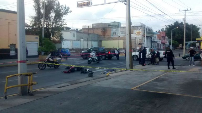 Accidentes viales cobran vidas en Guadalajara