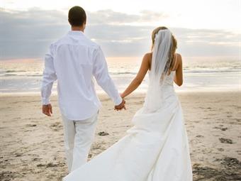 Vestidos de manta para boda en la playa