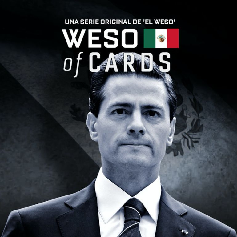 Weso of Cards [Temporada 3]