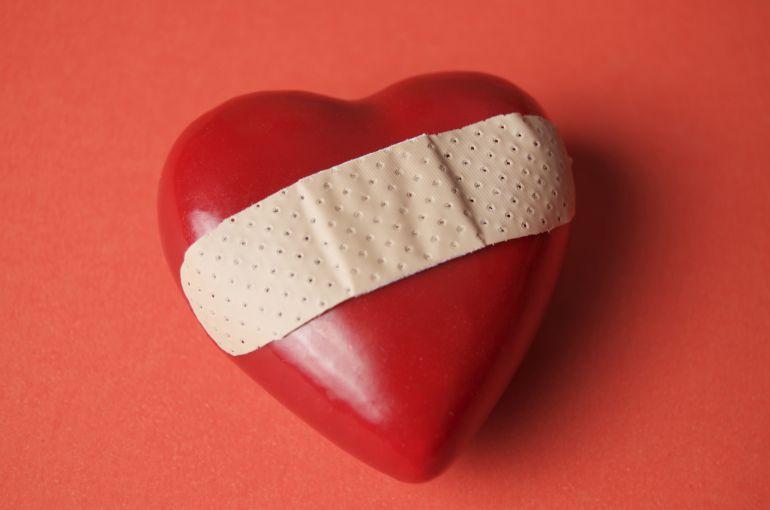que hacer cuando te duele el corazon