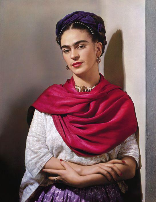 ¿Quién era Frida Kahlo?