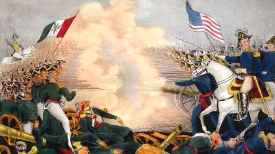 <br>Se cumplen 175 años de la guerra de EU contra México por Texas y California