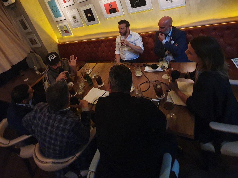 Tertulia: Todo sobre el asado en Argentina en Hora 25
