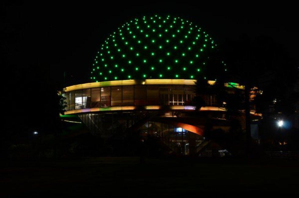 Planetario Galileo Galilei en Buenos Aires, Argentina