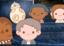 "Así se ve ""The Force Awakens"" contada con emojis y GIFs"