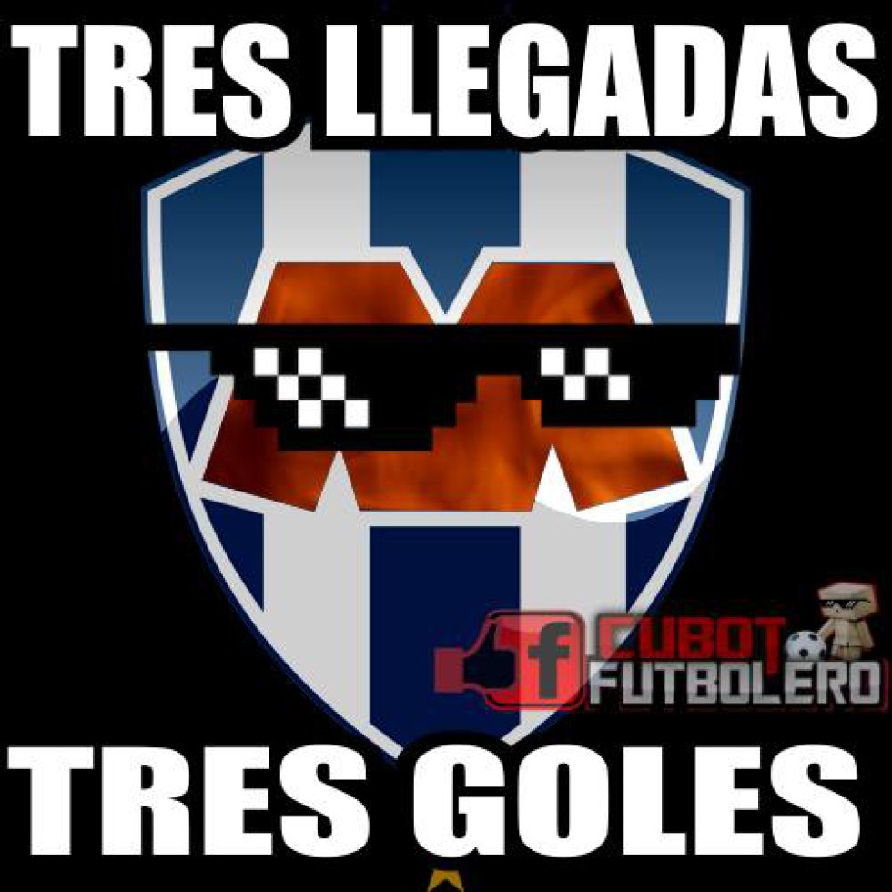 Los memes que dejó la derrota de Tigres ante Monterrey en el inicio de la Liguilla