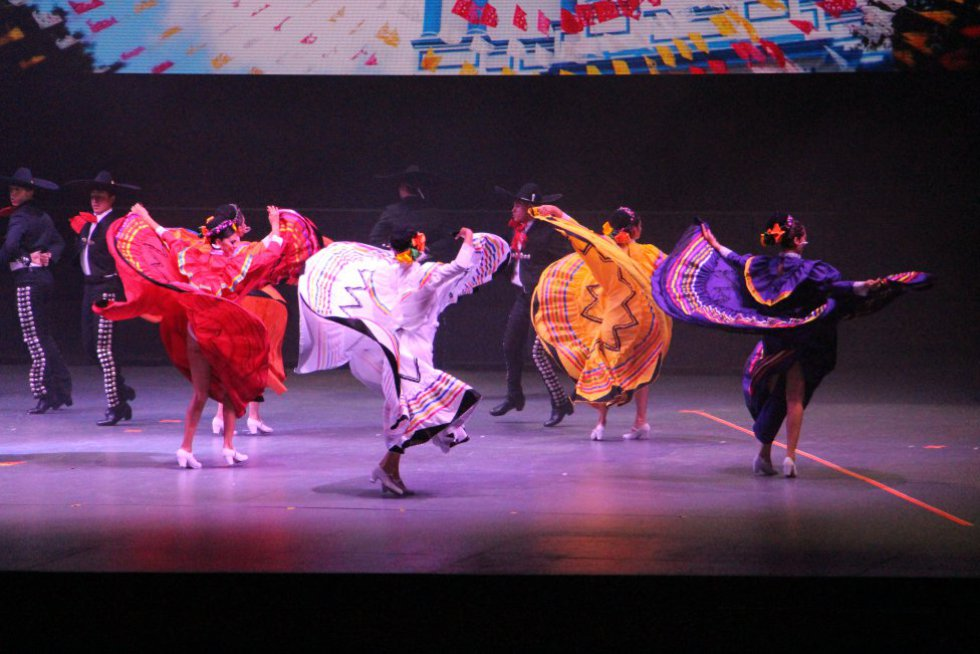 La inauguración del 66° Congreso de la FIFA en México en imágenes