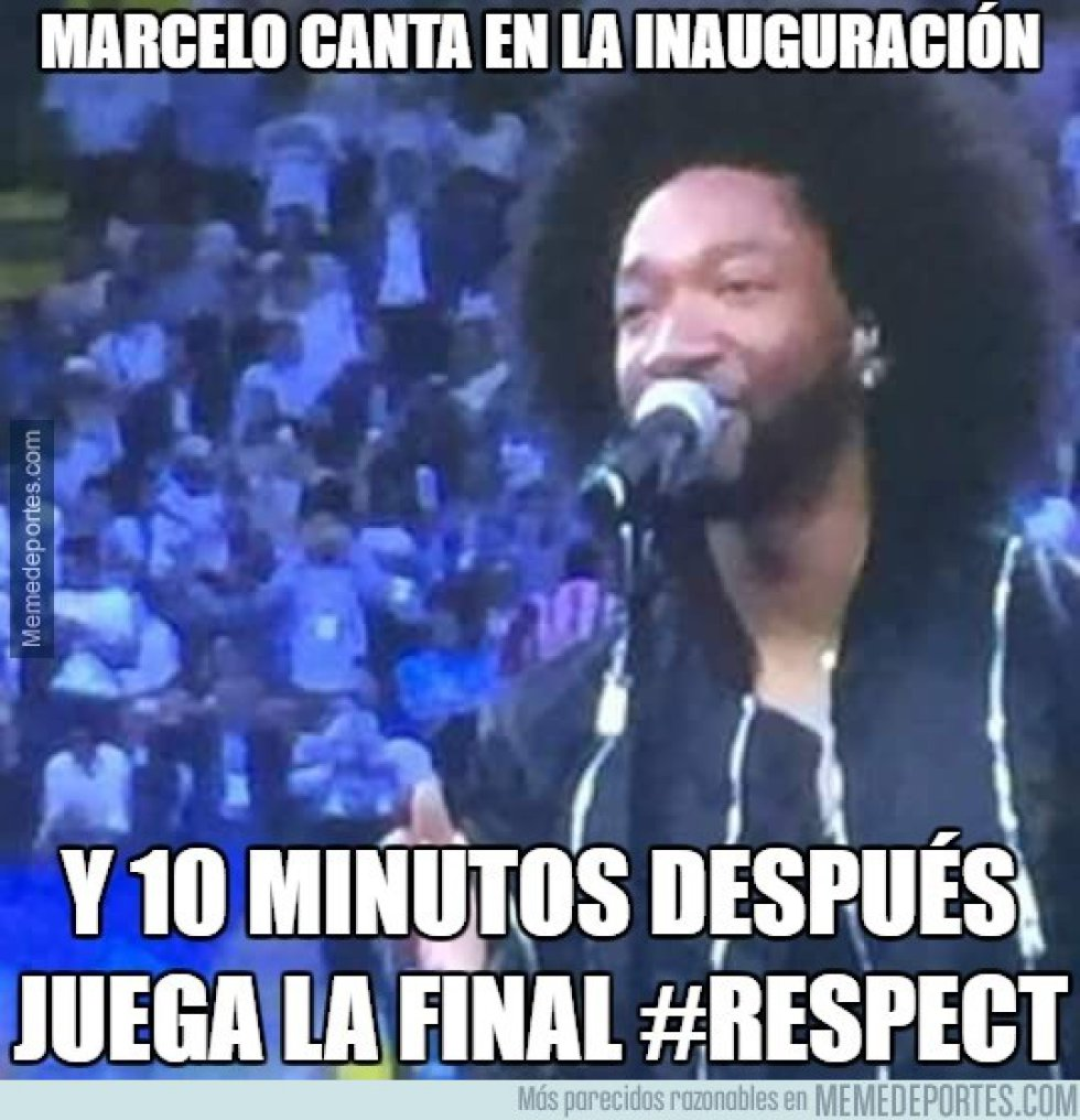 Los memes de la coronación del Real Madrid en la Champions League
