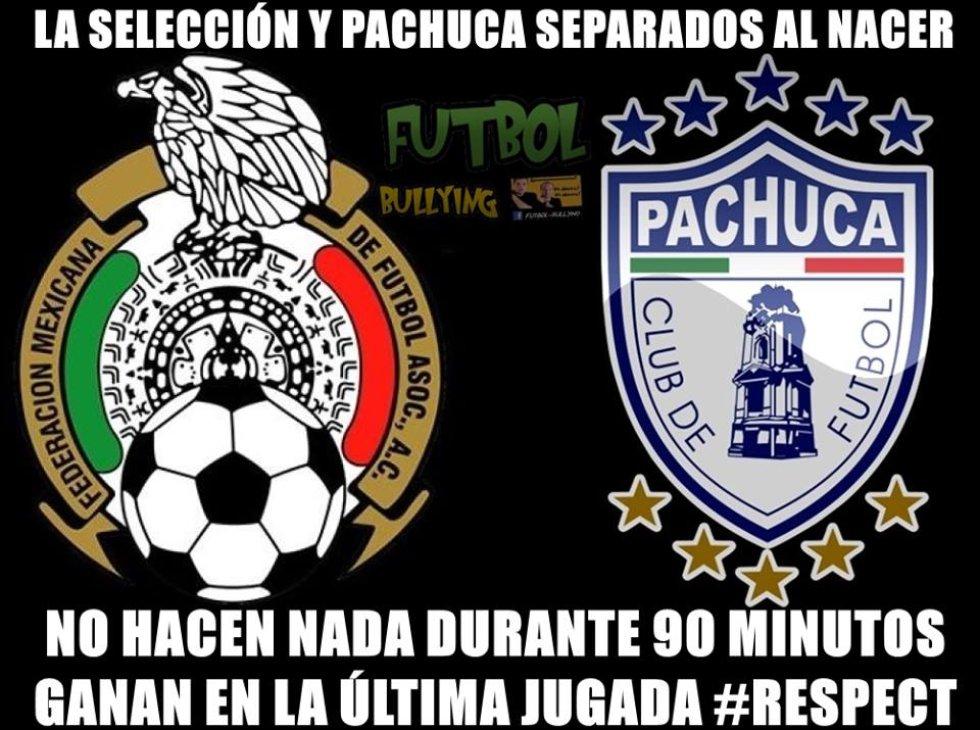 Chicharito celebró con un gol su cumpleaños y aquí están los memes