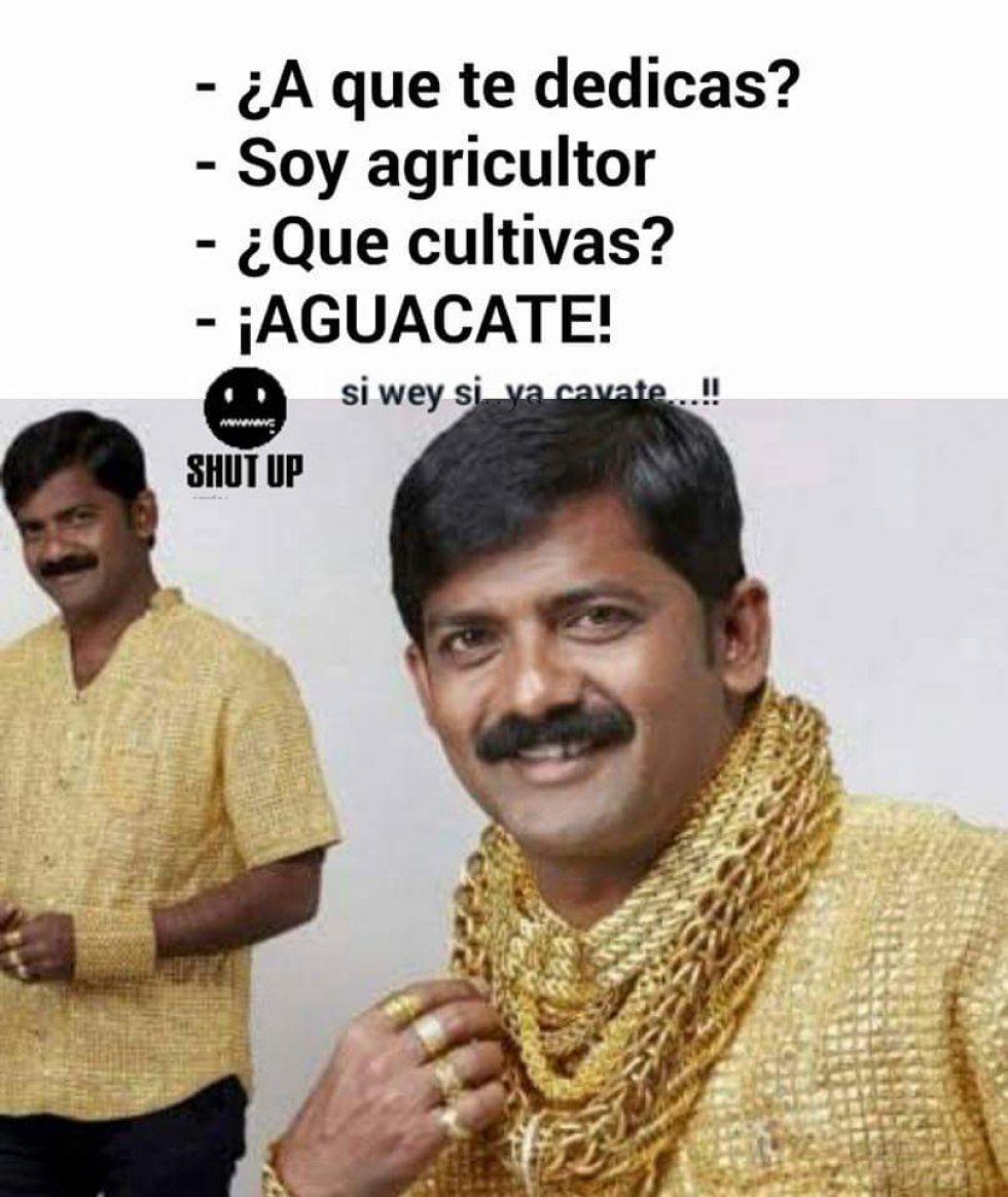 El precio del aguacate se dispara y los memes se ponen de oferta