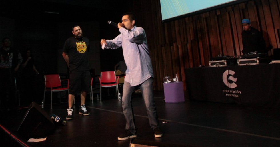 [Fotogalería] Conoce a los finalistas de Cervantes en rap