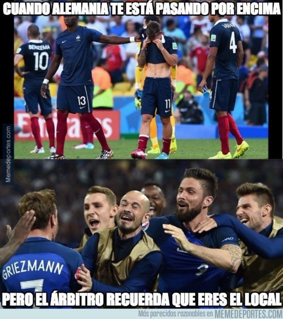 Los memes que dejó la segunda semifinal de la Eurocopa