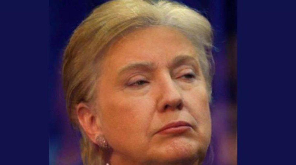 Les presentamos a Hillary Trump
