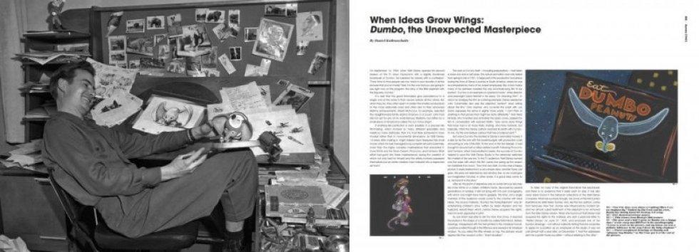 Publican libro con imágenes secretas de Disney