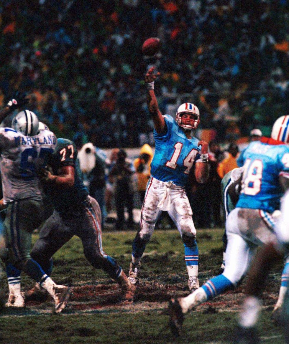 En 1994 los Petroleros de Houston superaron 6-0 a Dallas